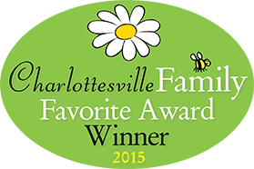 Charlottesville Family Favorite Award Winner 2015