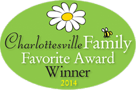 Charlottesville Family Favorite Award Winner 2014